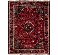 Link to 8' 4 x 11' Joshaghan Persian Rug