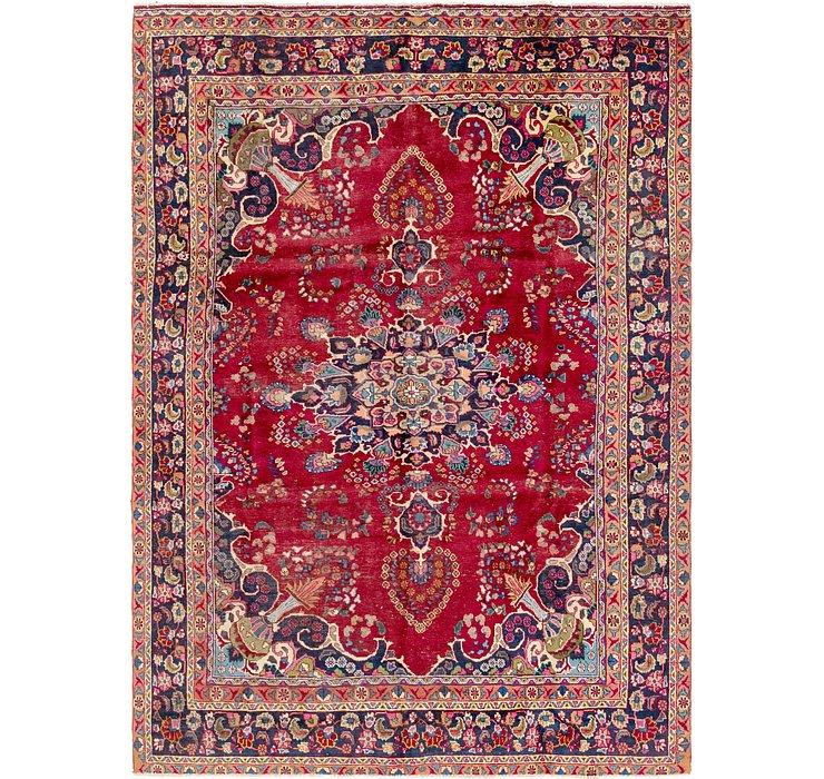 7' 8 x 10' 10 Mashad Persian Rug