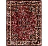 Link to 9' 5 x 12' 2 Mashad Persian Rug