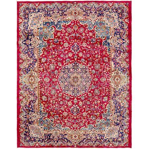 Link to 292cm x 385cm Mashad Persian Rug item page