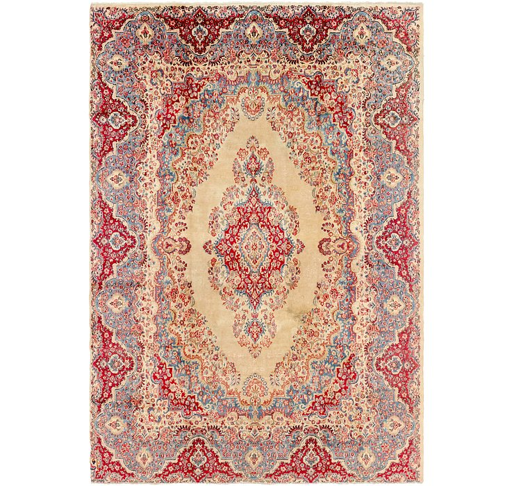 HandKnotted 8' 9 x 12' 9 Shahrbaft Persian Rug