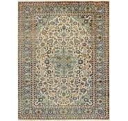 Link to 9' 6 x 12' 8 Kashan Persian Rug