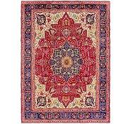 Link to 9' 5 x 13' 3 Tabriz Persian Rug