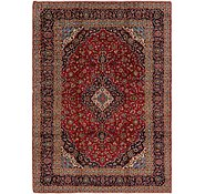 Link to 9' 6 x 13' 2 Kashan Persian Rug