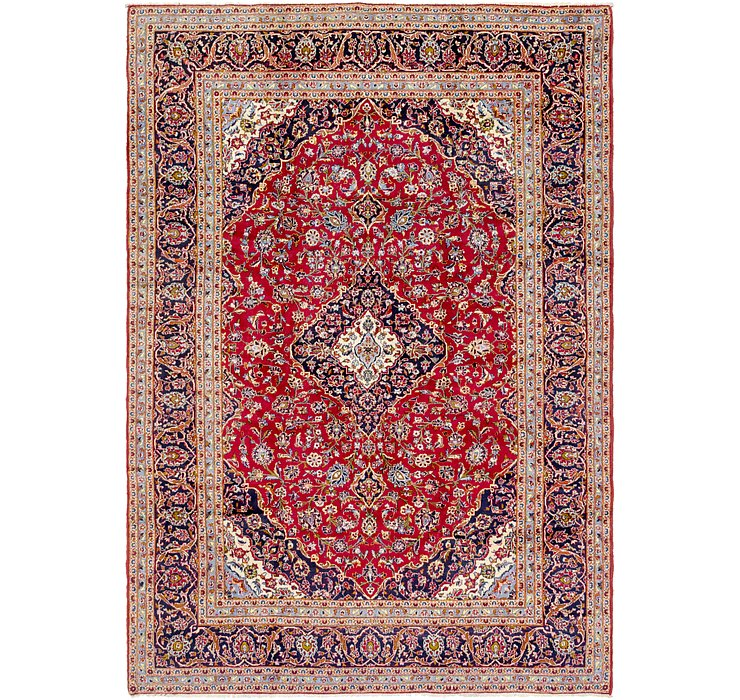 9' 7 x 13' 7 Mashad Persian Rug