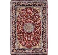 Link to 8' 10 x 13' Isfahan Persian Rug