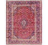 Link to 9' 4 x 11' 7 Mashad Persian Rug