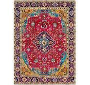 Link to 287cm x 405cm Tabriz Persian Rug