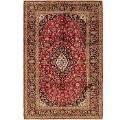Link to 6' 7 x 10' Mashad Persian Rug