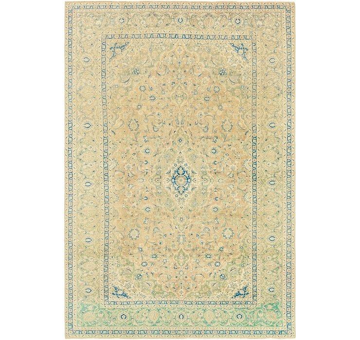 9' 7 x 14' 3 Ultra Vintage Persian Rug