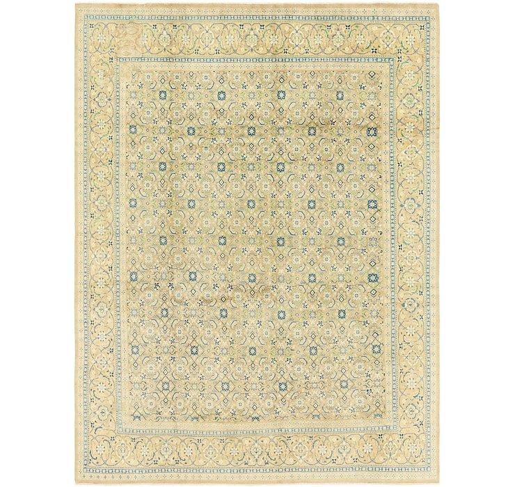 9' 6 x 12' 9 Ultra Vintage Persian Rug