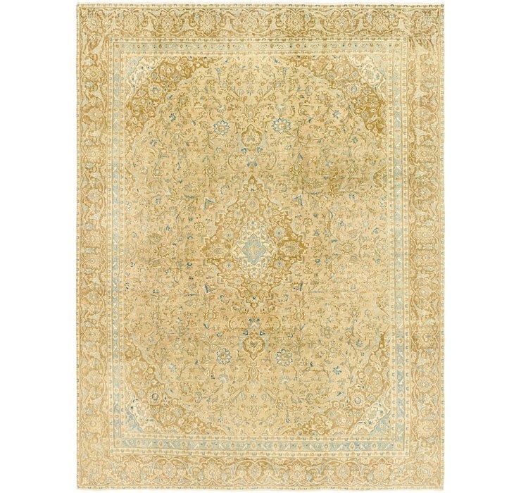 8' 8 x 11' 10 Ultra Vintage Persian Rug