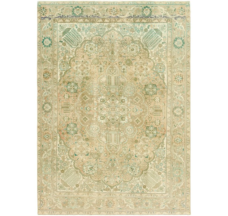 7' 3 x 11' 3 Ultra Vintage Persian Rug