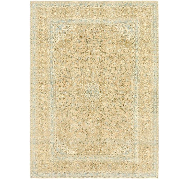 9' 5 x 13' 3 Ultra Vintage Persian Rug