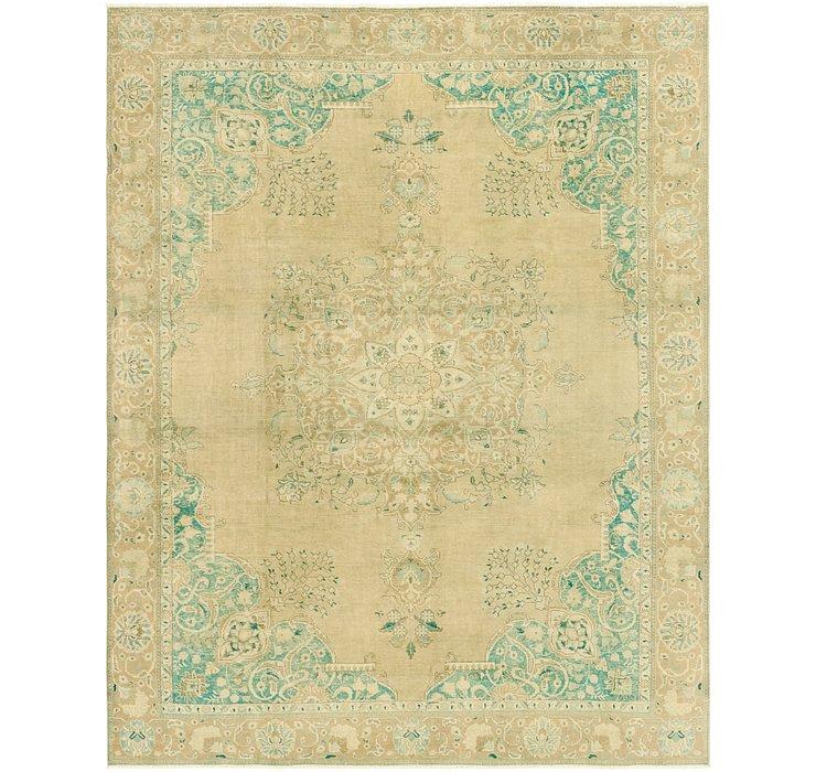 9' 5 x 12' 2 Ultra Vintage Persian Rug