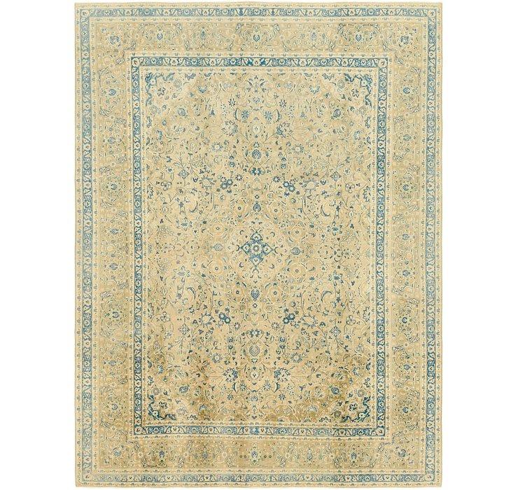 9' 5 x 12' 6 Ultra Vintage Persian Rug