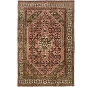 Link to 188cm x 295cm Ultra Vintage Persian Rug