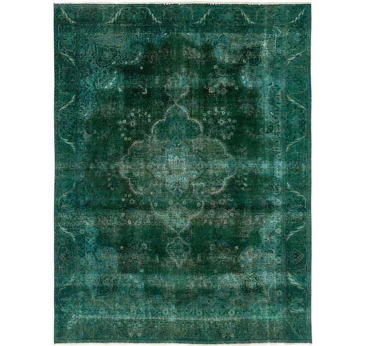 8' 10 x 11' 9 Ultra Vintage Persian Rug