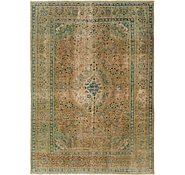 Link to 200cm x 280cm Ultra Vintage Persian Rug