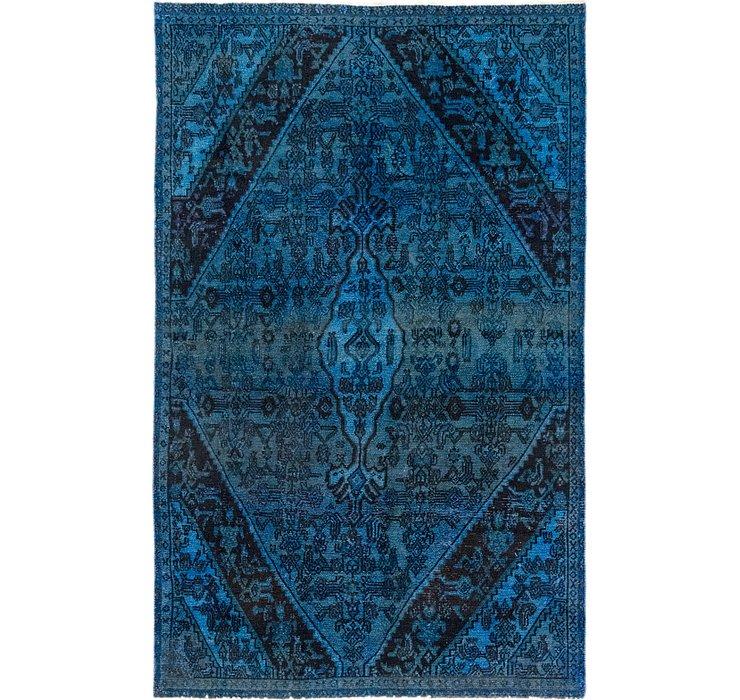 5' 4 x 8' 6 Ultra Vintage Persian Rug
