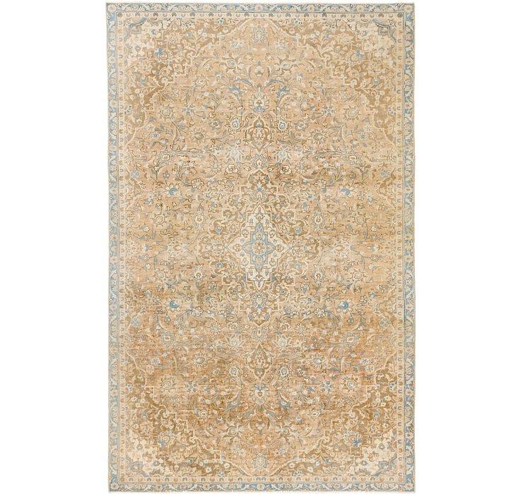 6' 5 x 10' 2 Ultra Vintage Persian Rug