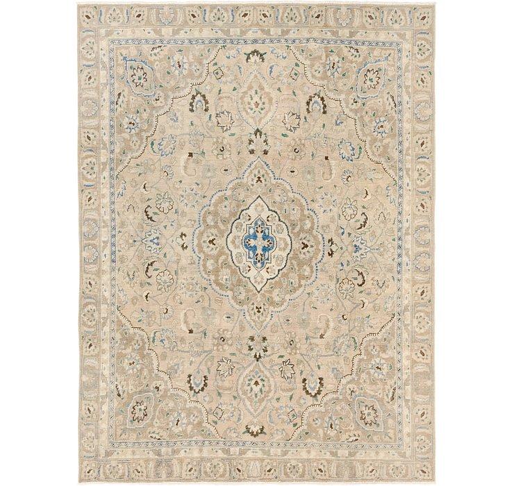 8' 7 x 11' 6 Ultra Vintage Persian Rug