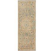 Link to 3' 11 x 11' 2 Ultra Vintage Persian Runner Rug