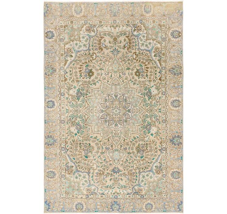6' x 9' 2 Ultra Vintage Persian Rug