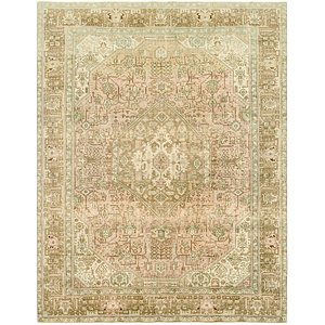 Link to 282cm x 370cm Ultra Vintage Persian Rug item page