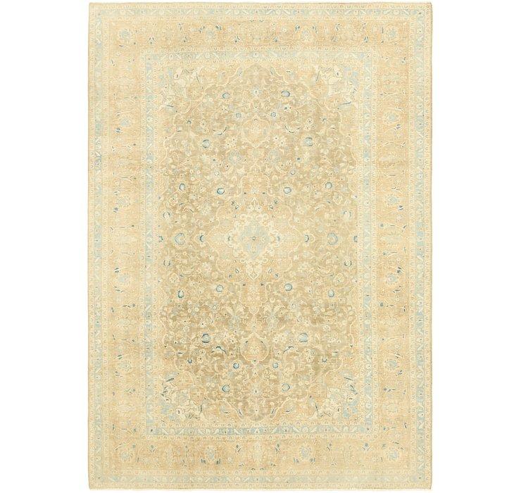 8' x 11' 8 Ultra Vintage Persian Rug
