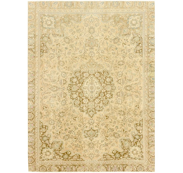 260cm x 345cm Ultra Vintage Persian Rug
