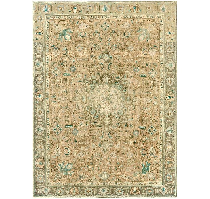 9' x 12' 5 Ultra Vintage Persian Rug