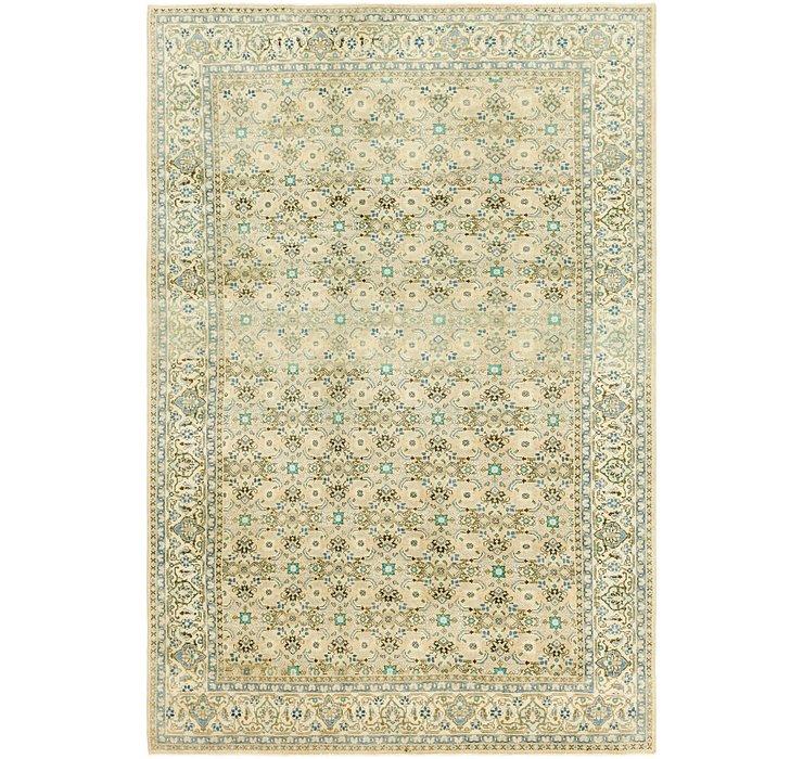8' 9 x 13' Ultra Vintage Persian Rug