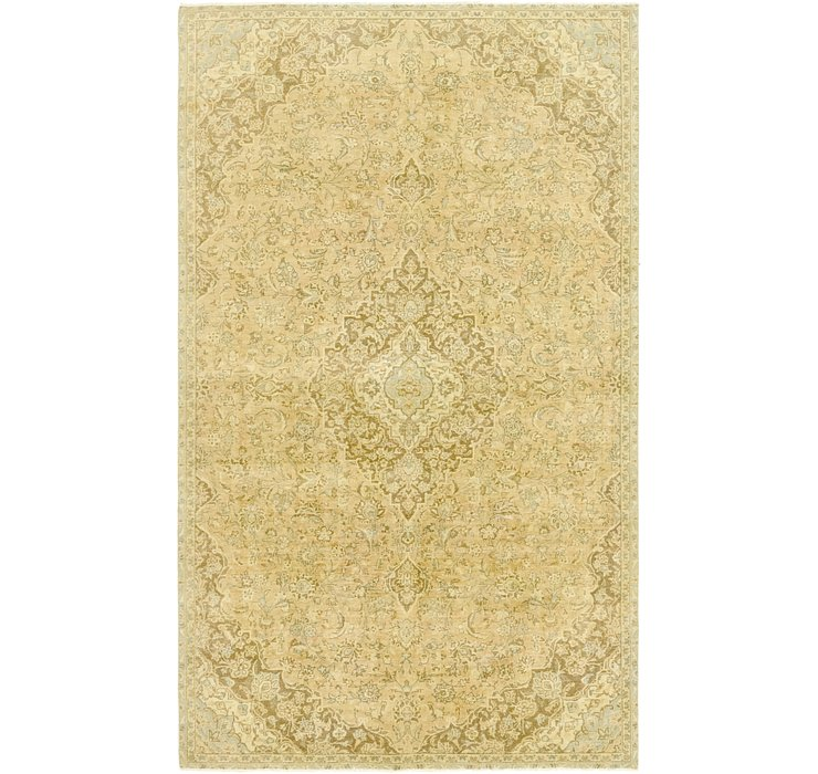 6' 8 x 11' 4 Ultra Vintage Persian Rug