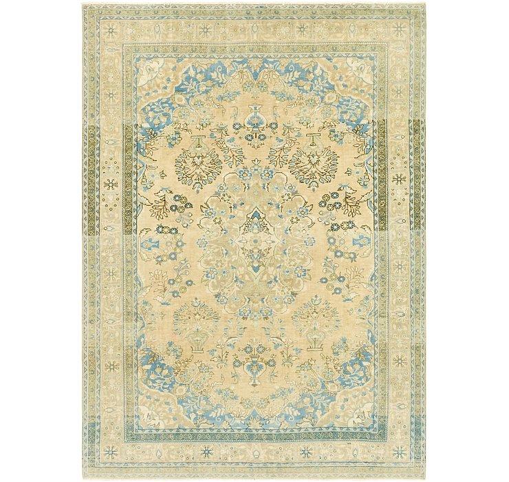 7' 1 x 10' 1 Ultra Vintage Persian Rug