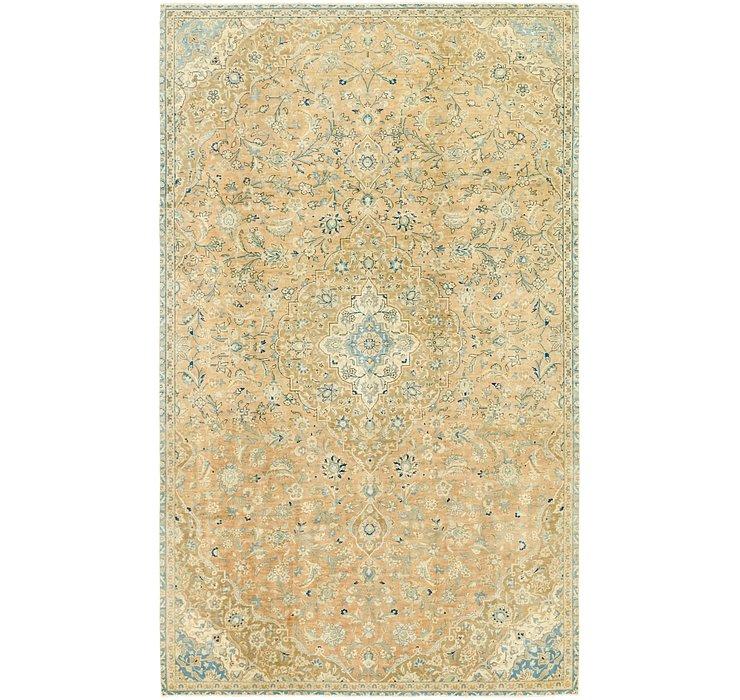 6' 9 x 11' 5 Ultra Vintage Persian Rug