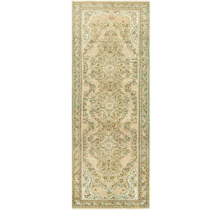 3' 9 x 10' 8 Ultra Vintage Persian R...