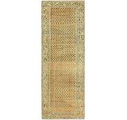 Link to 107cm x 305cm Ultra Vintage Persian Runner Rug