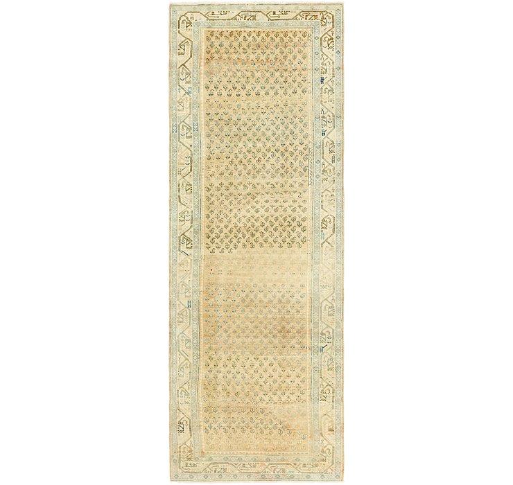 3' 6 x 10' Ultra Vintage Persian R...
