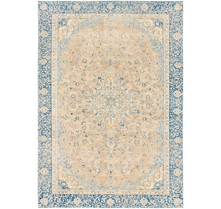 8' 7 x 12' 3 Ultra Vintage Persian Rug