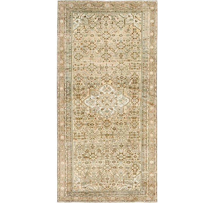 6' 4 x 12' 10 Ultra Vintage Persian R...