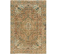 Link to 183cm x 275cm Ultra Vintage Persian Rug