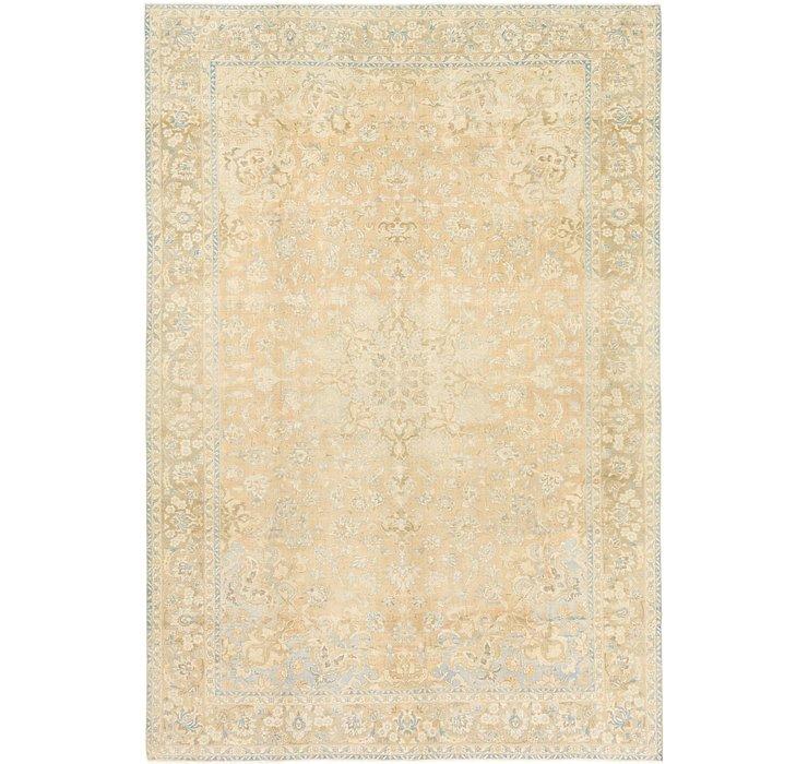 9' 8 x 14' Ultra Vintage Persian Rug