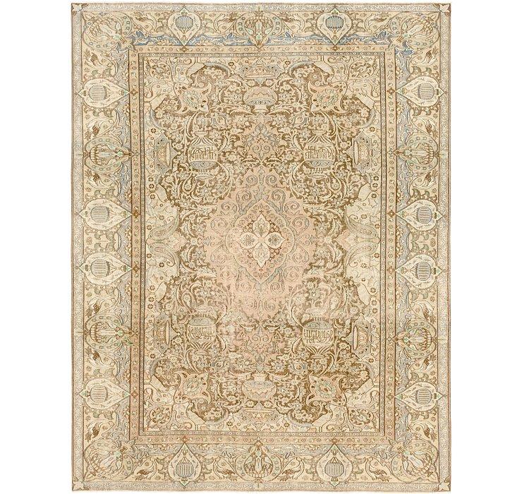 9' 7 x 12' 3 Ultra Vintage Persian Rug