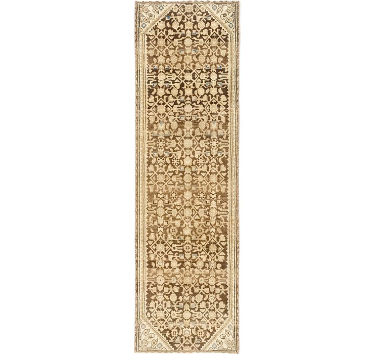 2' 4 x 8' 6 Ultra Vintage Persian R...
