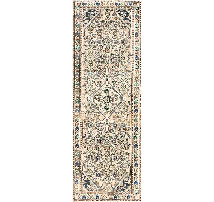 3' 4 x 10' Ultra Vintage Persian R...