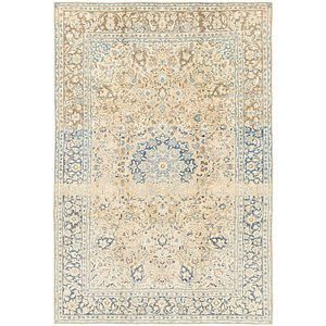 Link to 250cm x 358cm Ultra Vintage Persian Rug item page