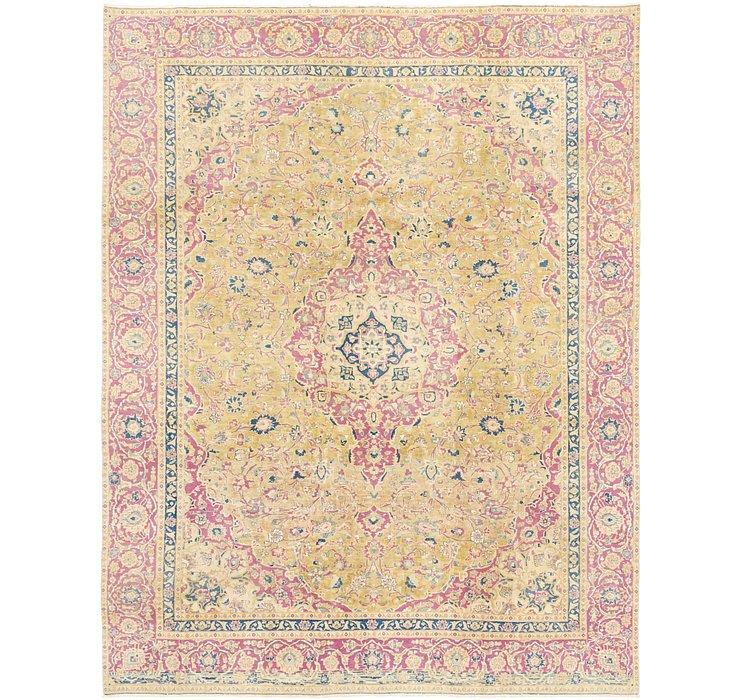 9' x 11' 5 Ultra Vintage Persian Rug