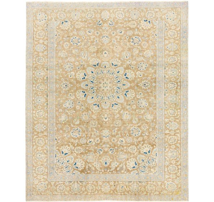 8' 9 x 10' 8 Ultra Vintage Persian Rug