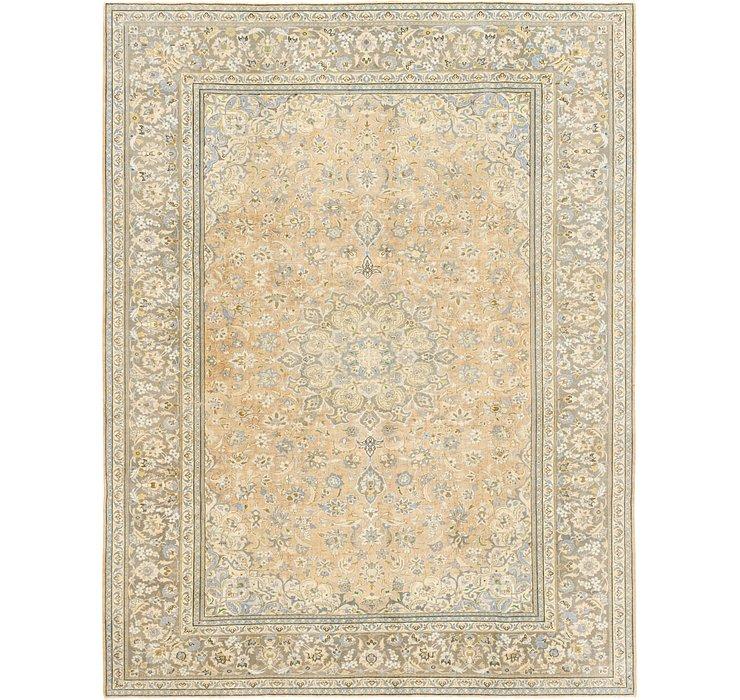 9' 9 x 12' 10 Ultra Vintage Persian Rug